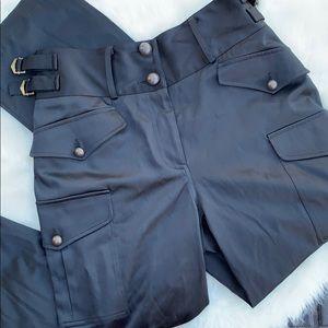 Adam Lippes Black Capri pants